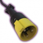 Star Car 36 Volt 3-Pin Plug Adapter
