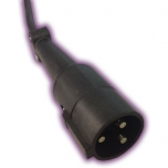 Star Car 48 Volt 3-Pin Plug Adapter