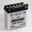 Power Sonic 12N5-3B conventional flooded power sports battery