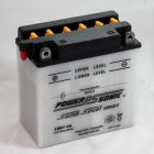 Power Sonic 12N7-4A conventional flooded power sports battery
