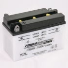 6N11-2D flooded power sports battery includes acid and free shipping