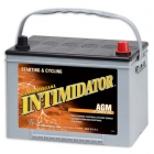 Intimidator 9A34R Group Size 34R AGM Starting and Deep Cycle Battery