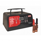 ATEC Model 3100A portable, bench top battery charger for 6 volt and 12 volt batteries with 100 amp engine start assist.