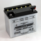 YB16-B-LM / CB16-B-LM High Performance Power Sports Battery