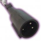 Schauer Club Car 3-Pin 48 Volt Plug Adapter