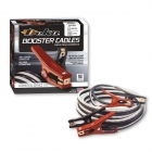 Commercial Booster Cables, 4 Gauge 20'