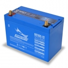 Fullriver DC105-12 Group Size 27 Deep Cycle Battery Left