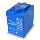 Fullriver DC245-6 Deep Cycle AGM Battery Left