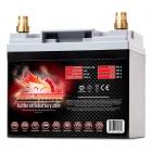 Fullriver Full Throttle FT438 AGM Battery, Group Size U1R