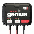 NOCO Genius GEN2 2-bank on-board boat and marine battery charger.