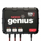 NOCO Genius GEN3 3 bank on-board marine boat battery charger