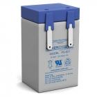 Power Sonic PS-621 - 6 volt 2 ah sealed lead acid battery