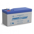 PS-1212 Rechargeable Battery 12 Volt 1.4 Ah, NSN 6140-01-237-8005