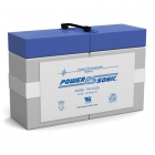 PS-12120L - 12 Volt 12 Ah Sealed Lead Acid Battery