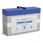 PS-12120L - 12 Volt 12 Ah Sealed Lead Acid Battery