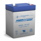 PS-1227 - 12 Volt 2.9 Ah Sealed Lead Acid Battery