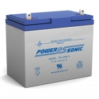 PS-12550 - 12 Volt 55 Ah Sealed Lead Acid Battery