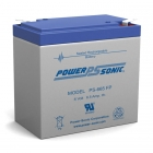 PS-665 - 6 Volt 6.5 Ah Sealed Lead Acid Battery