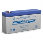 PS-832 - 8 Volt 3.2 Ah Sealed Lead Acid Battery