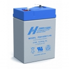 PSH-655FR - 6 Volt 5.5 Ah Battery