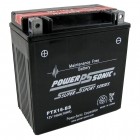 PTX16-BS AGM Power Sports Battery