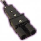 Schauer Yamaha 2-Pin G19, G22 Plug Harness