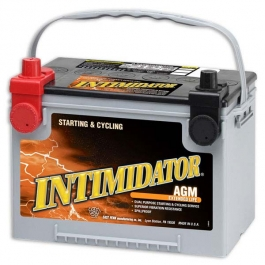 Intimidator 9a78dt Group 34 78 Agm Battery Automotive