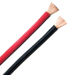 2/0 Gauge Red Welding Cable