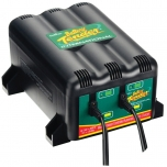 Battery Tender 2-Bank (022-0165-DL-WH) High Efficiency California Approved