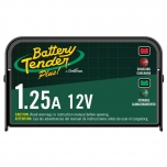 Battery Tender Plus 12 Volt 1.25A, 021-0128