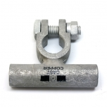 4 Gauge Flag Compression Terminal Clamp Connector