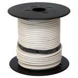 12 Gauge White Wire - General Purpose Primary Wire