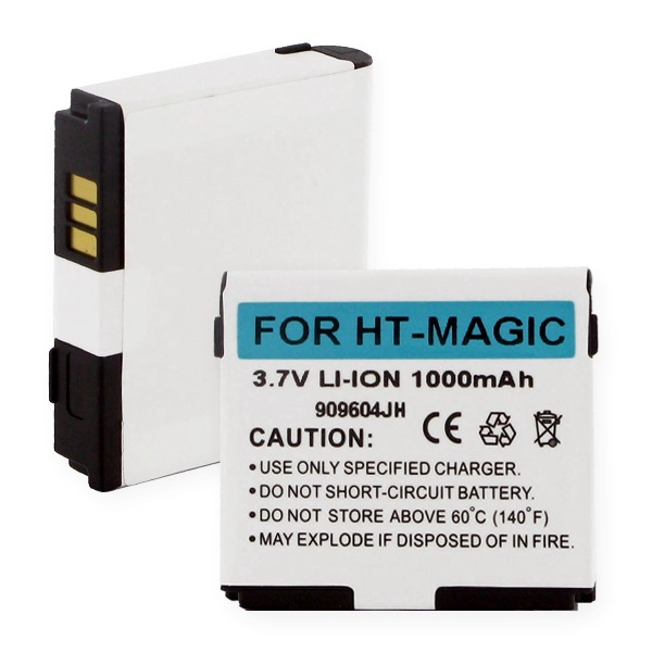 HTC myTouch 3G & Magic Cell Phone Battery